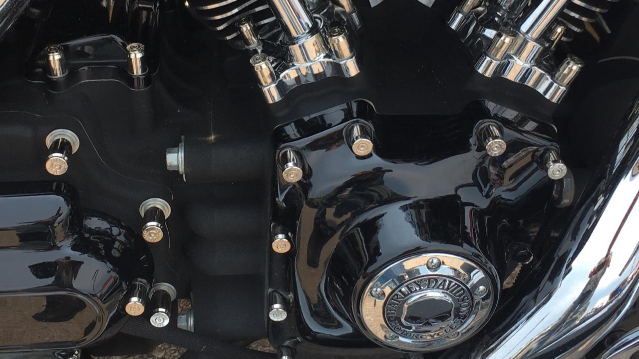 Badass Bullets on Engine